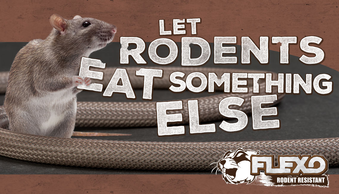 Rodent Resistant Banner