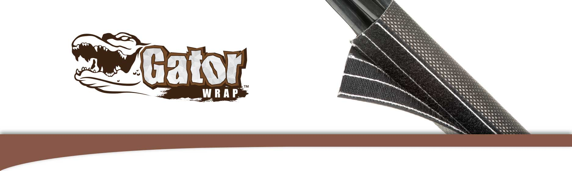 Gator Wrap Heavy Duty Wraparound Sleeving