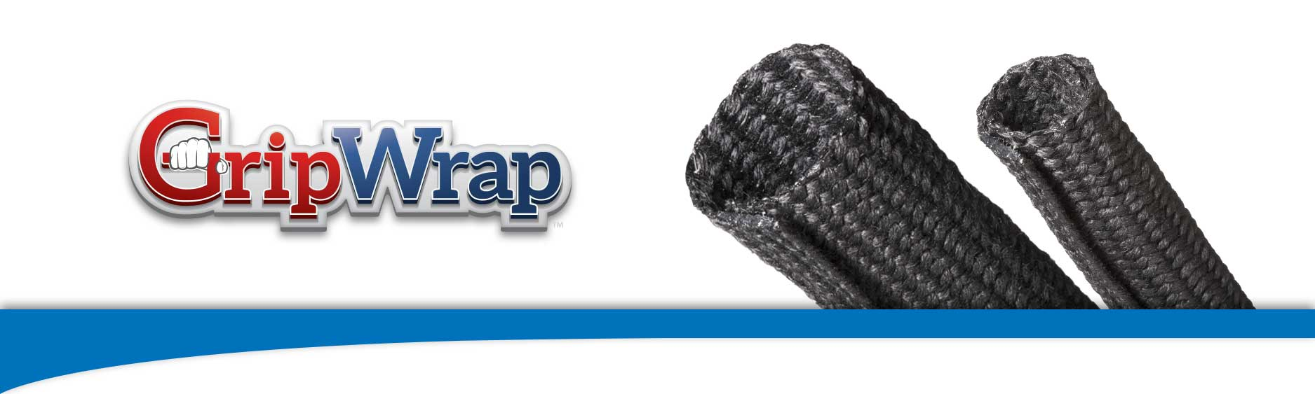 Grip Wrap Variable Diameter Wraparound Sleeving