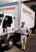 At Techflex, we pride ourselves on customer service and maintaining a complete product inventory available for immediate delivery anywhere in the world.
