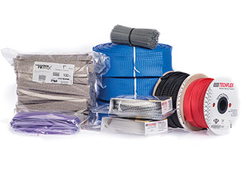 custom coiling and bundling solutions from techflex