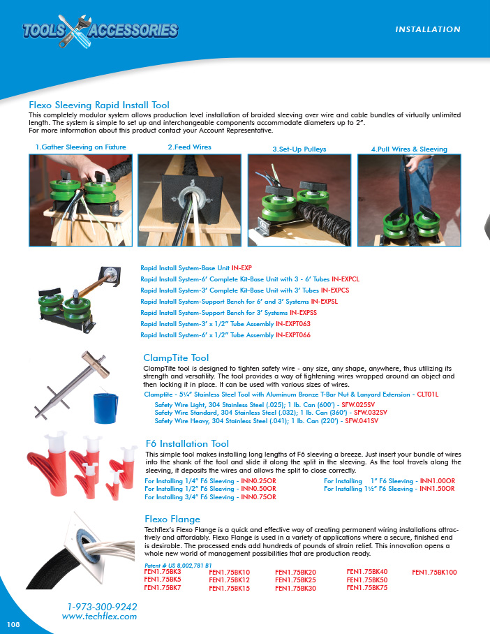 Installation Tools catalog page image