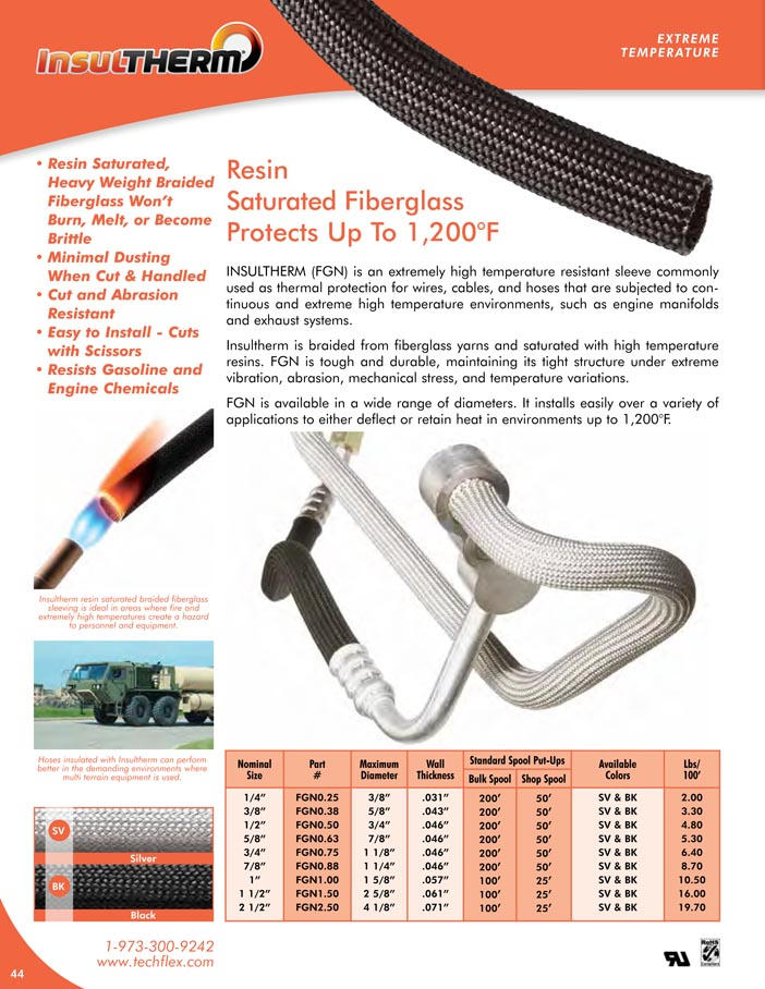 Insultherm catalog page image
