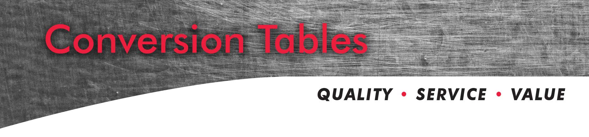 Techflex calculators and conversion tables conversion calculator banner nvjuhfo Image collections
