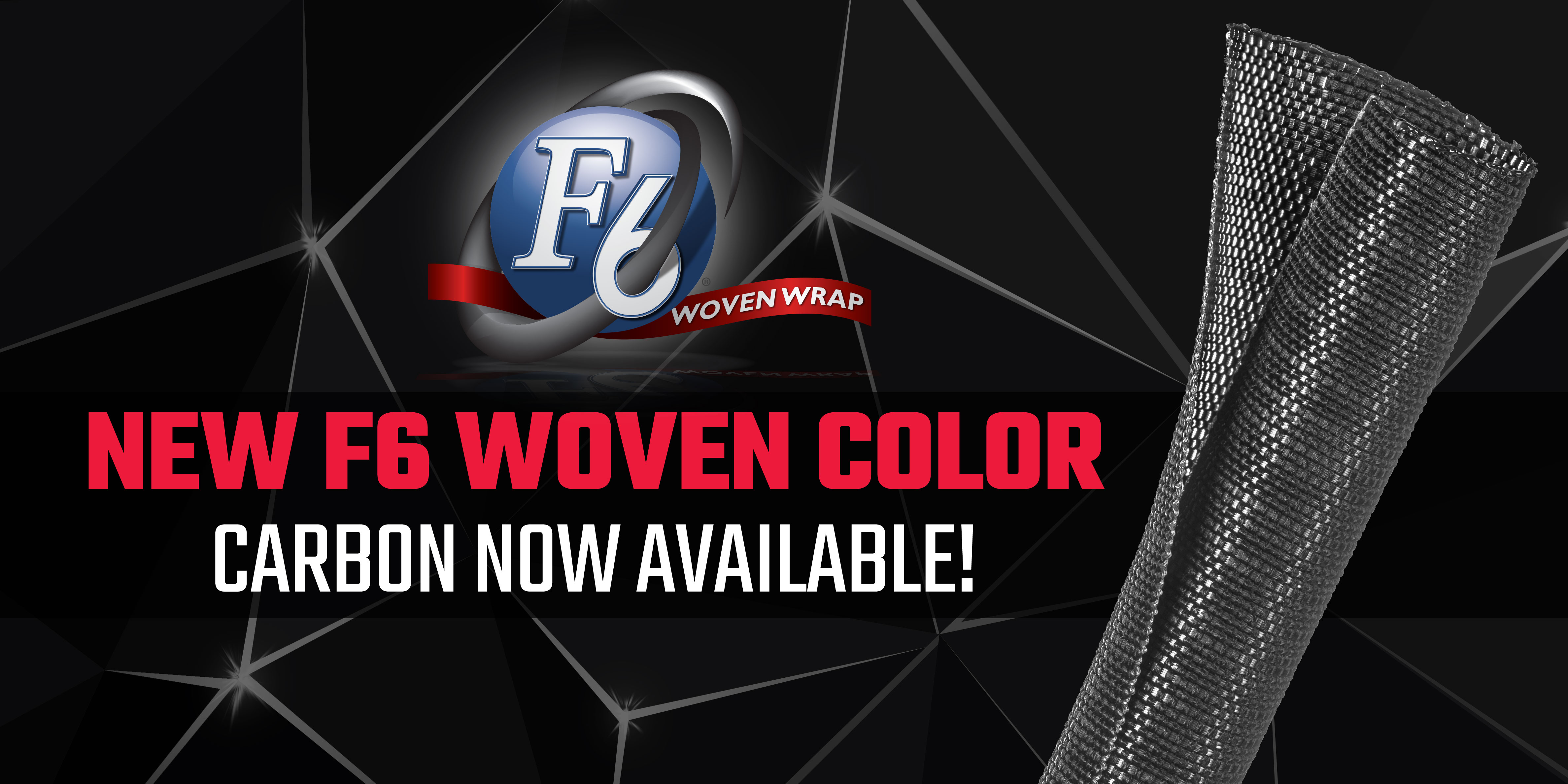 New F6 Woven - Carbon