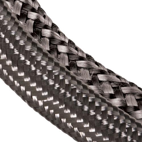 Carbon Fiber Rods >> Techflex - Expandable Braided Carbon Fiber Sleeving