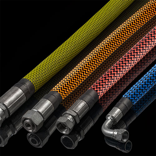 Tight Weave colors on Hoses