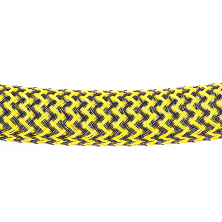 Close up view of tightweave