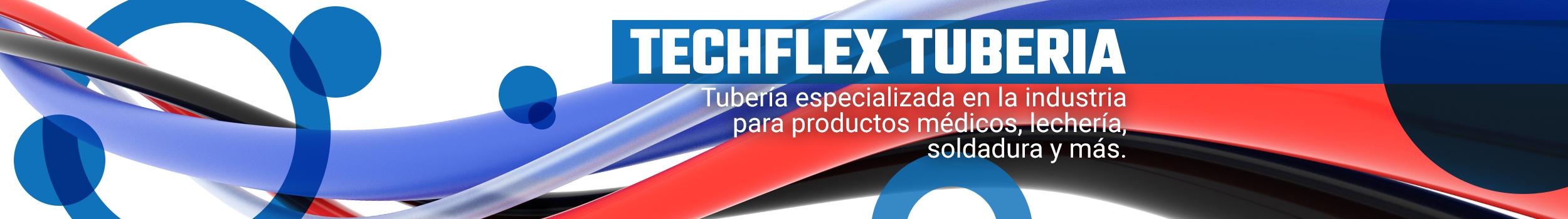 Techflex tubing banner sp