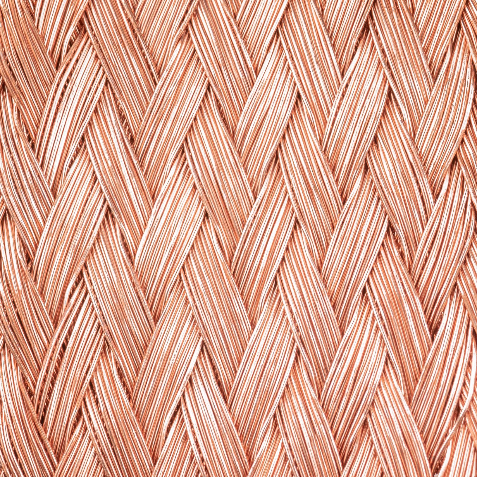 Copperbraid closeup