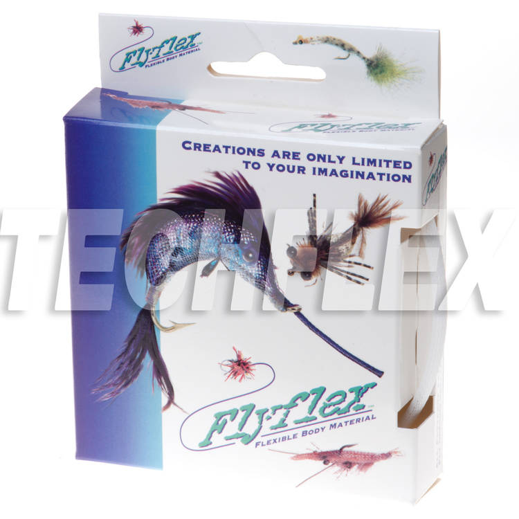 "FLYFLEX Pack, 1/4"" White PET"