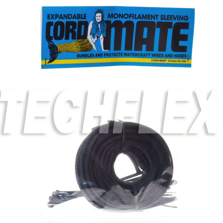 Cord-Mate - Watercraft Engine Compartment Trick Out Kit, Black