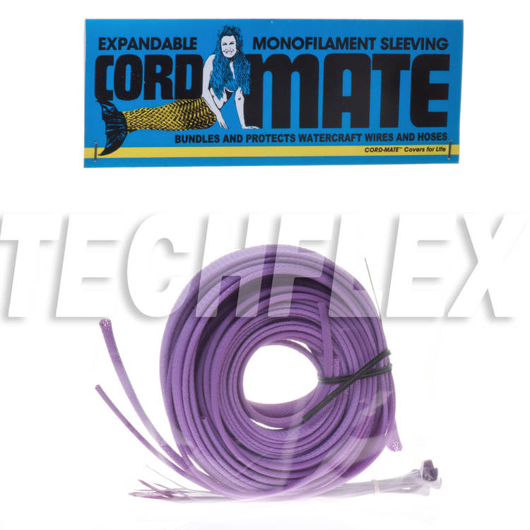 Cord-Mate - Watercraft Engine Compartment Trick Out Kit, Purple