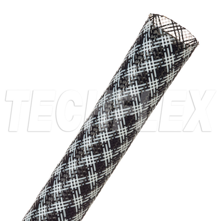 "Flexo® PET - 3/4"" - Checkered Flag"