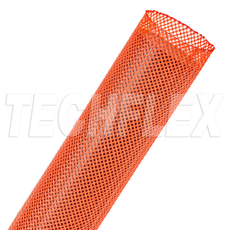 "Flexo® PET - 1-1/4"" - Neon Red"