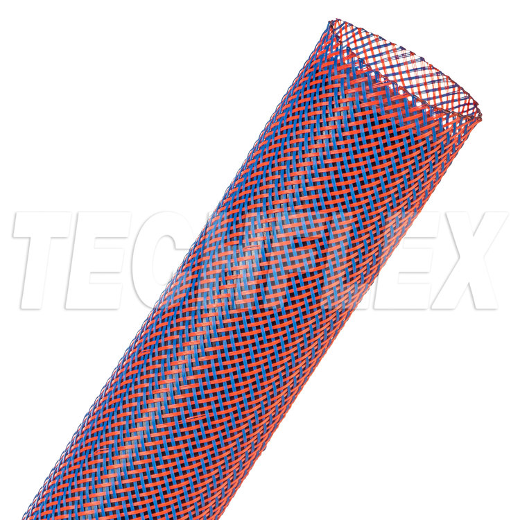 "Flexo® PET - 1-1/4"" - Superhero (UV Red / Blue)"