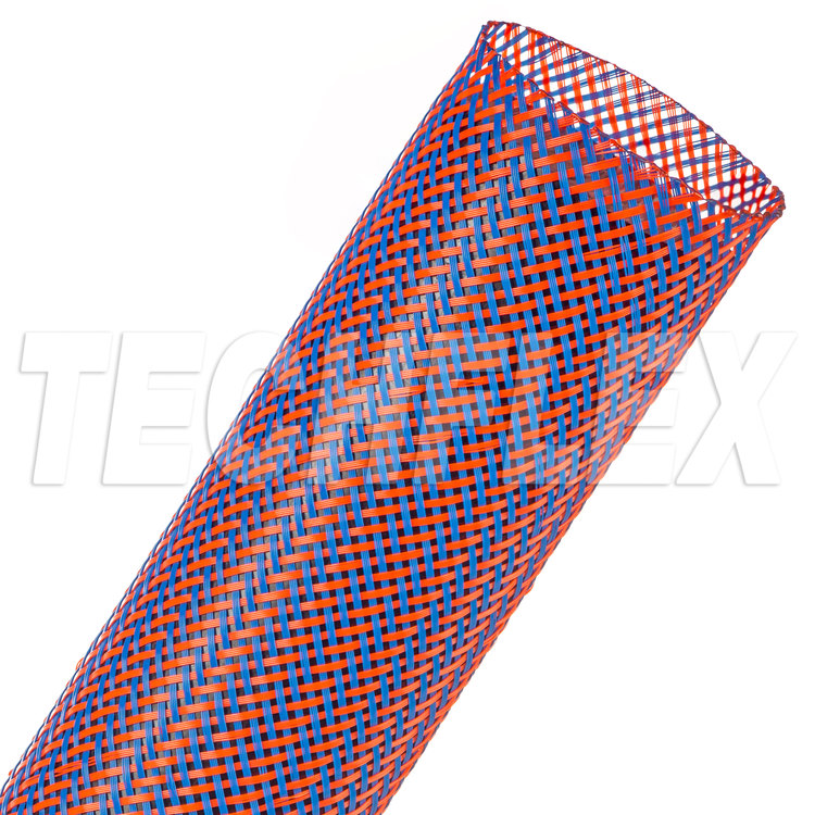 "Flexo® PET - 1-1/2"" - Superhero (UV Red / Blue)"