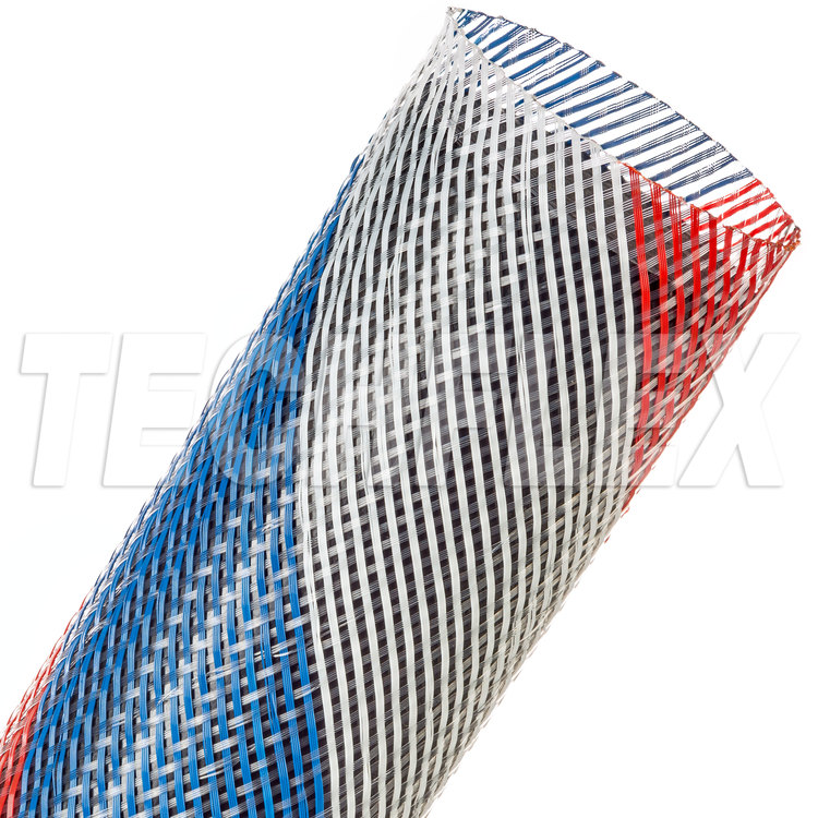 "Flexo® PET - 1 3/4"" - Patriot (Red / White / Blue)"
