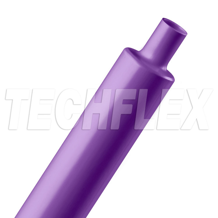 "Shrinkflex® Polyolefin Heatshrink Tubing - 2:1 - 1"" - Purple"