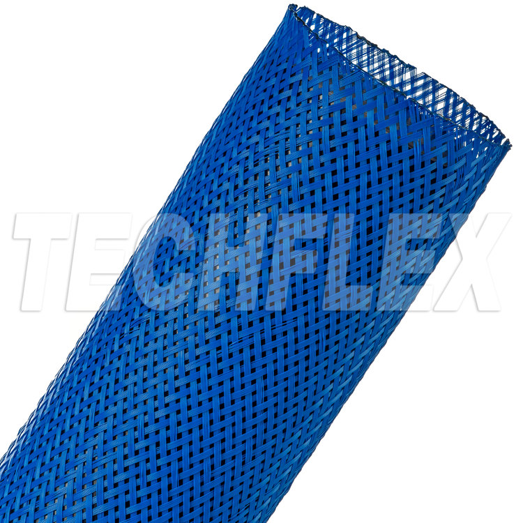 "Flexo® PET - 2-1/2"" - Neon Blue"