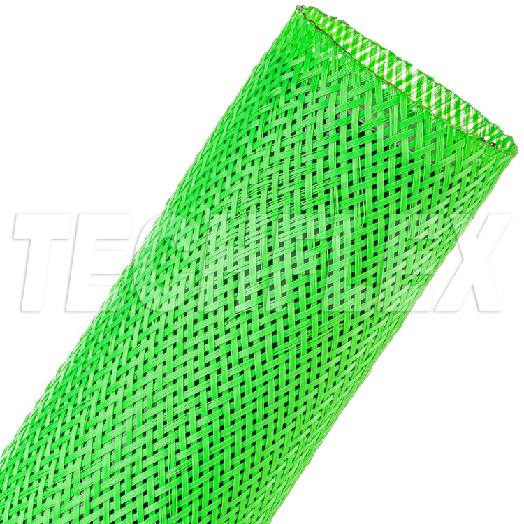 "Flexo® PET - 2-1/2"" - Neon Green"
