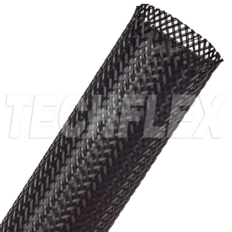 "Flexo® Heavy Wall - 1 1/2"" - Black"