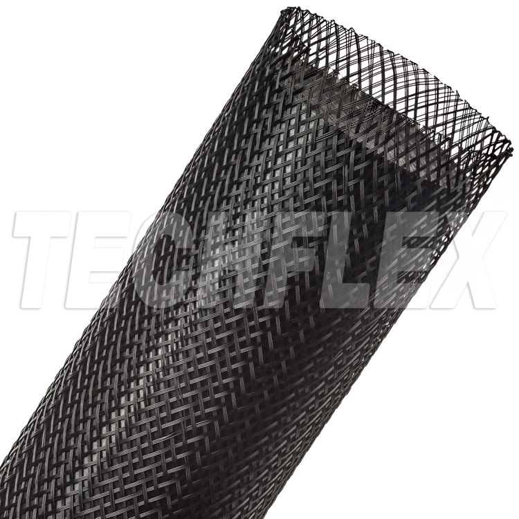 "Flexo® Heavy Wall - 3"" - Black"