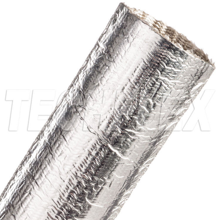 "ThermaShield® Tube - 2"", Silver"