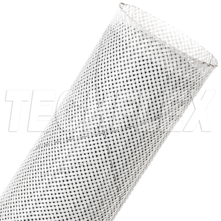 "Flexo® Tightweave 9 Mil FR - 2 1/2"" - White"
