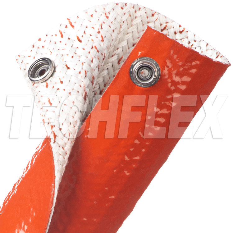 "FireFlex Snap Wrap - 3 1/2"" - Red"