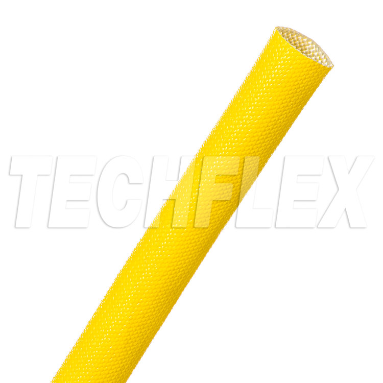 "Acrylic Coated Fiberglass - Grade A - 7/16"" - Yellow"