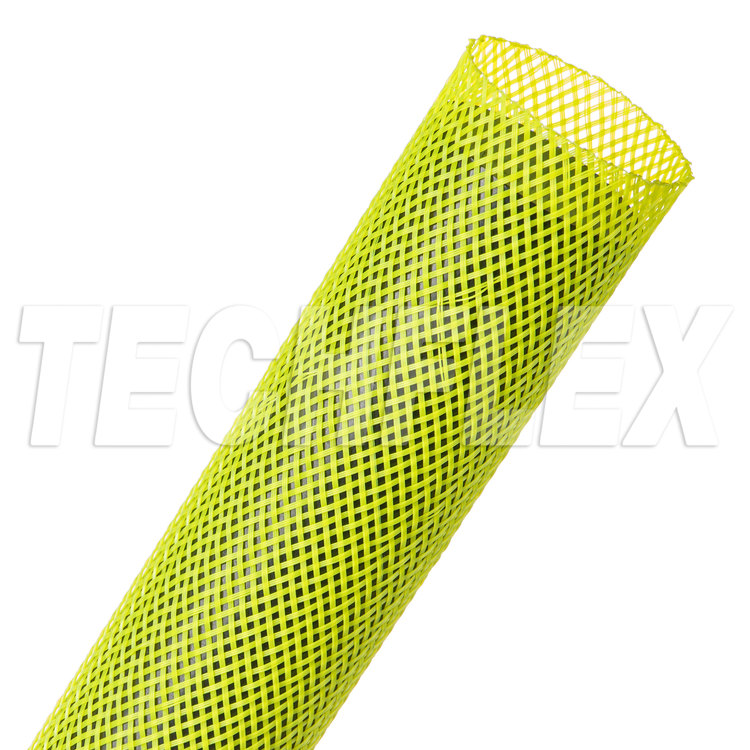 "Flexo® PET 1 1/4"" Highlighter Yellow"